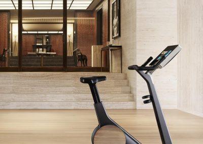 Sportstyle im Wohnzimmer