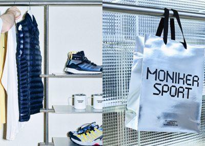 Moniker Man & Sports eröffnet in Oslo