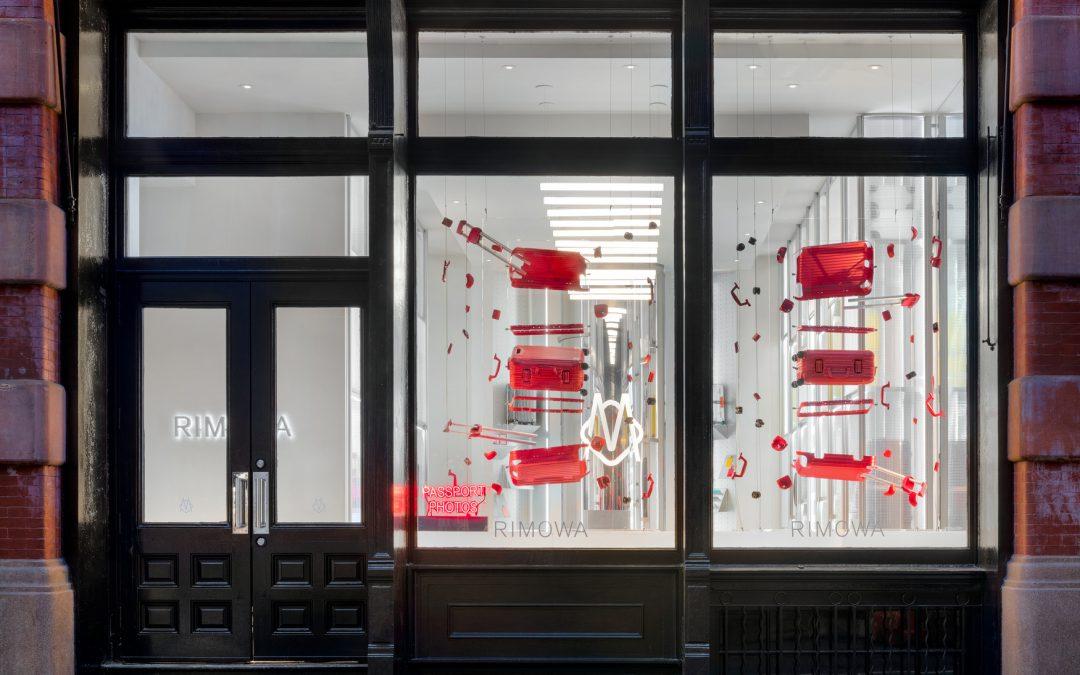 Rimowa eröffnet in New York