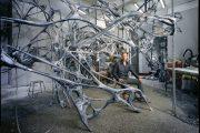 Kreativer Luftraum: Die Kunst des Wolfgang Flad