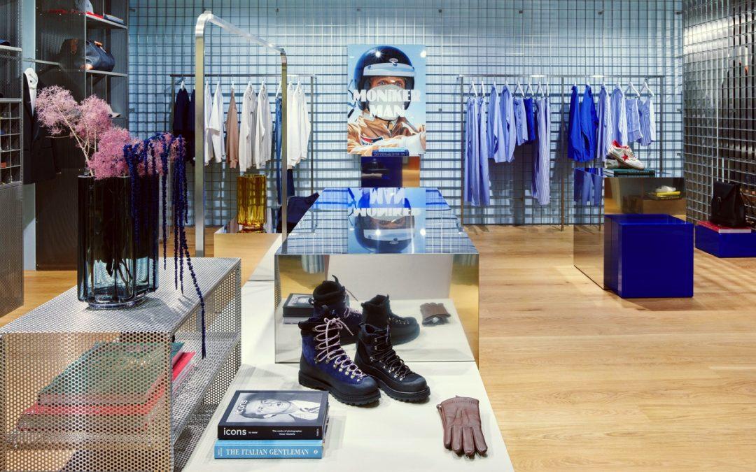 Kunst trifft Retail: Moniker Man & Sports eröffnet in Oslo