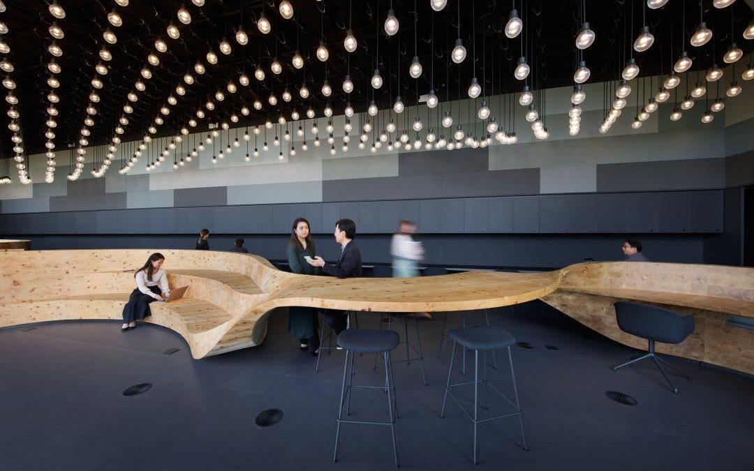 Workspace mit Landscape-Appeal – Büroflächen der besonderen Art