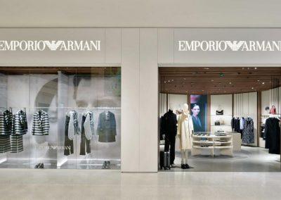 Armani zeigt 40 Jahre Markengeschichte