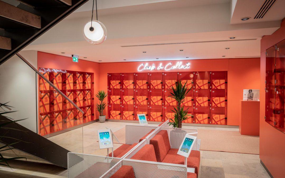 Lieferung direkt in die Umkleide – Bonprix eröffnet neuen Store in Hamburg